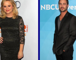 Tournament of TV Fanatic: Amy Poehler vs. Taylor Kinney!