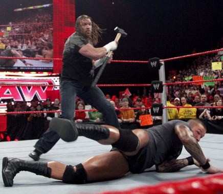 Review our complete WWE Raw recap for the latest results. Angry Triple H