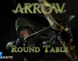 "Arrow Round Table: ""The Huntress Returns"""