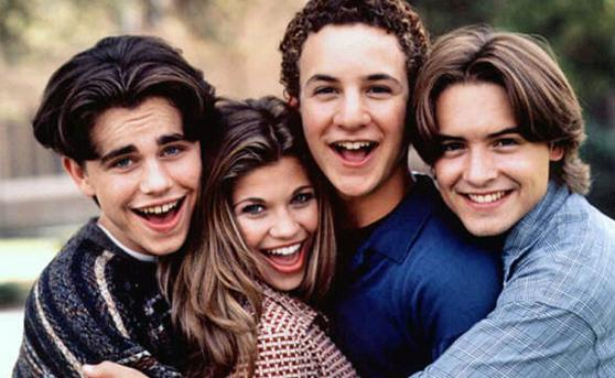 Boy Meets World Cast Pic