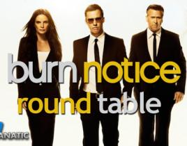"Burn Notice Round Table: ""Official Business"""