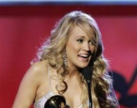 Carrie Underwood, Grammy Award Winner, Helps Take American Idol Mainstream
