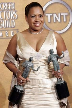 Chandra Wilson Wins!