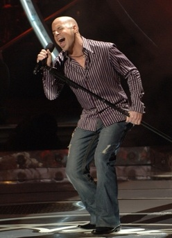 Chris Daughtry on American Idol