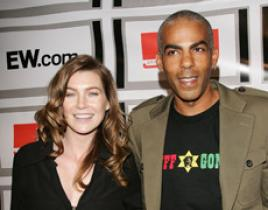 Small World For Ellen Pompeo, Chris Ivery