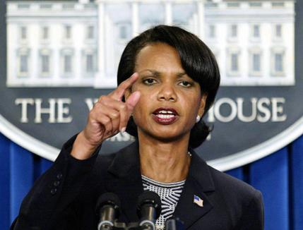 Condoleezza Rice Pic