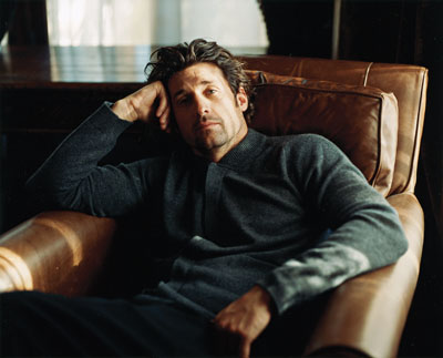 Contemplative McDreamy