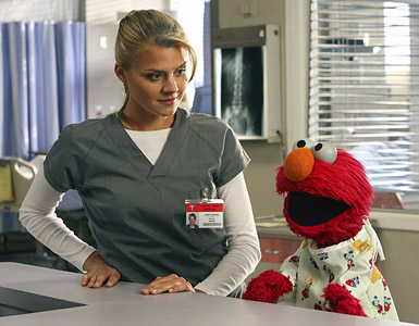 Eliza Coupe on Scrubs