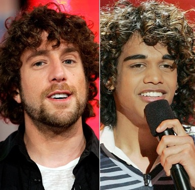 Elliot and Sanjaya
