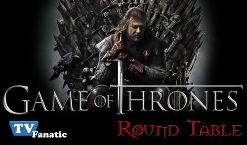 Game of Thrones Round Table