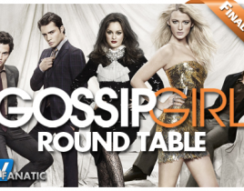 "Gossip Girl Round Table: ""New York, I Love You XOXO"""