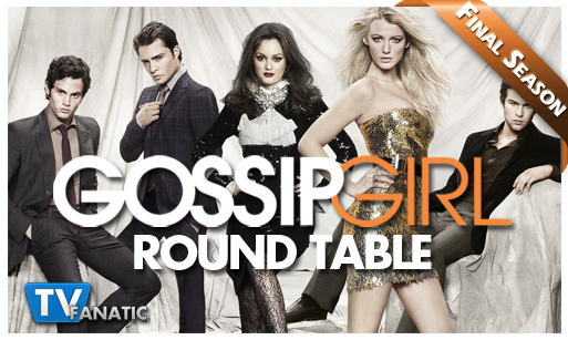 Gossip Girl Final Season Round Table Logo