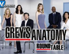 "Grey's Anatomy Round Table: ""Second Opinion"""