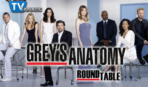Grey's Anatomy Round Table Logo 2011
