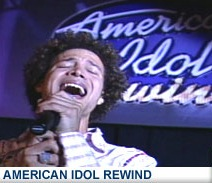 Guarini on American Idol Rewind