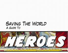 A Guide to Heroes: New Book Offers Insight