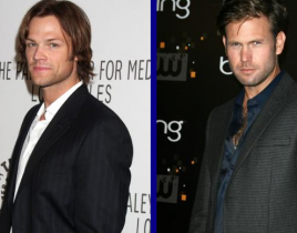 Tournament of TV Fanatic: Jared Padalecki vs. Matt Davis!