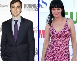 Tournament of TV Fanatic: Jim Parsons vs. Pauley Perrette!