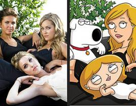 Family Guy First Look: Lauren Conrad in Cartoon Form