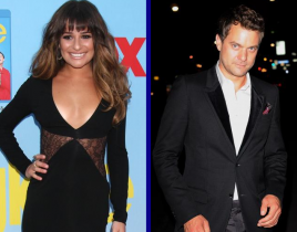 Tournament of TV Fanatic Semifinals: Lea Michele vs. Joshua Jackson!