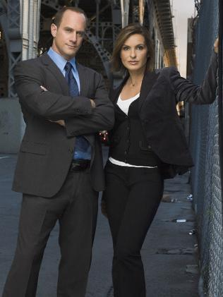 Mariska Hargitay and Meloni