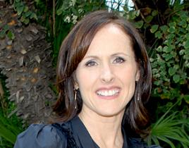 Molly Shannon: Cast as Sue's Nemesis on Glee