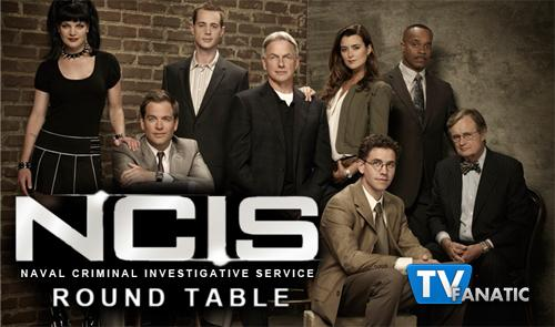 NCIS Round Table Logo NEW!