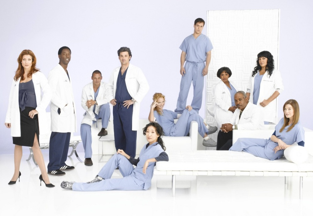 Grey's Anatomy: Season Three