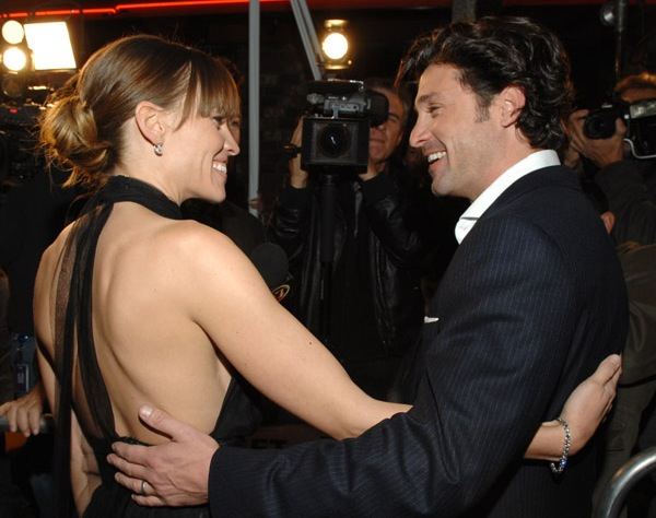 hilary swank movies. Patrick Dempsey amp; Hilary Swank