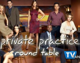 "Private Practice Round Table: ""Georga On My Mind"""