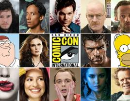 Comic-Con 2012: Final TV Show Schedule