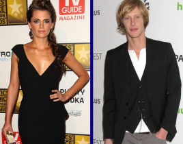 Tournament of TV Fanatic Quarterfinals: Stana Katic vs. Gabriel Mann!