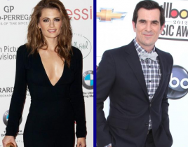 Tournament of TV Fanatic: Stana Katic vs. Ty Burrell!