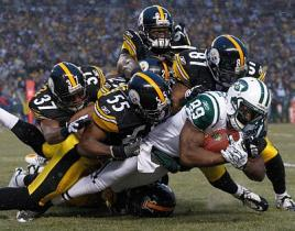 TV Ratings Report: Steelers Over Jets, Reruns