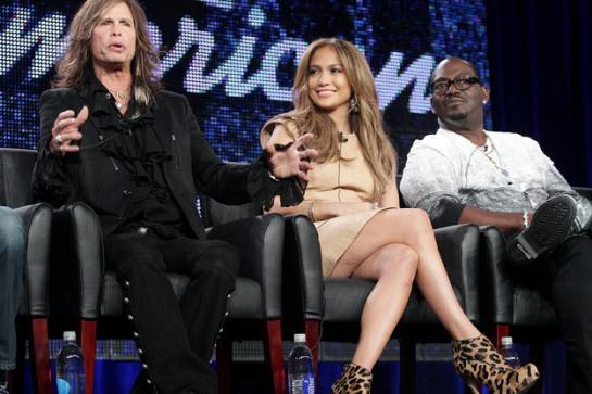 Steven Tyler on Idol