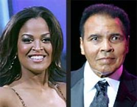 Muhammad Ali to Cheer on Laila on Dancing with the Stars