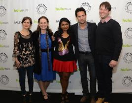 The Mindy Project at PaleyFest: Dream Guest Stars, Possible Hook-Ups