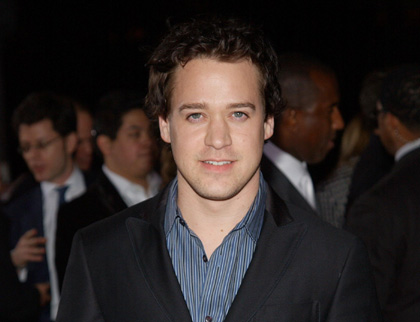 T.R. Knight: Staying Put