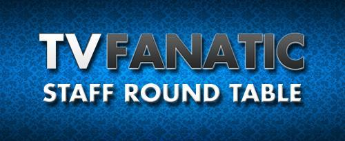 TV Fanatic Staff Round Table Logo