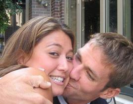A Bachelor Smooch: Andy Baldwin and Tessa Horst