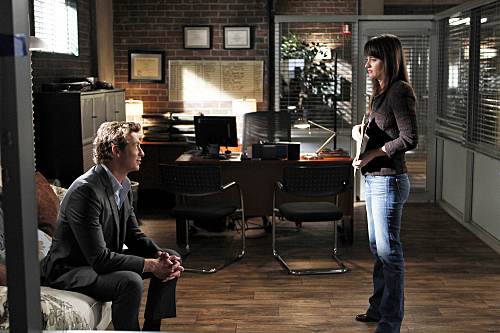A Lisbon and Jane Conversation