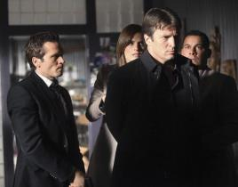 "Castle Season Premiere Review: ""A Deadly Affair"""