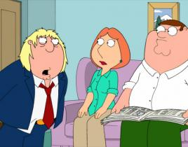 "Family Guy Review: ""Trading Places"""