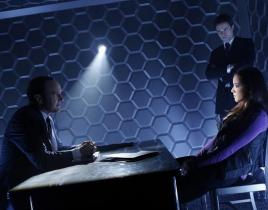 Marvel's Agents of S.H.I.E.L.D.: Cast Photos!