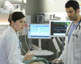 Saving Hope Review: Out of Sight, Out of Mind