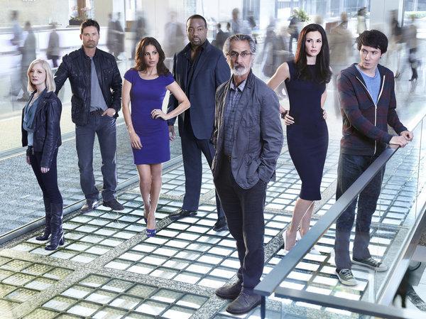 Alphas Cast Photo