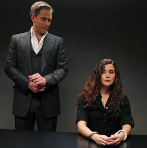 universe version of tony and ziva get ready for it on tuesday s ncis
