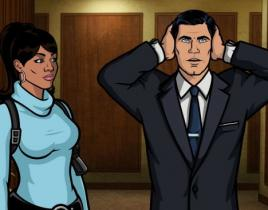 Archer Review: Valentine's Day in Opposite World