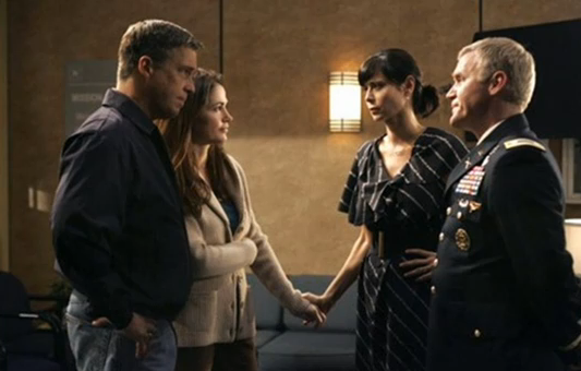 Army Wives Season Finale Scene