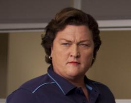 Dot Jones Reacts to Beiste of a Glee Episode